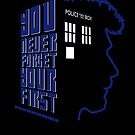 You Never Forget Your First - Doctor Who 8.5 John Hurt by JadBean
