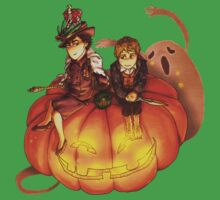 Sherlockian Hallowen Kids Clothes