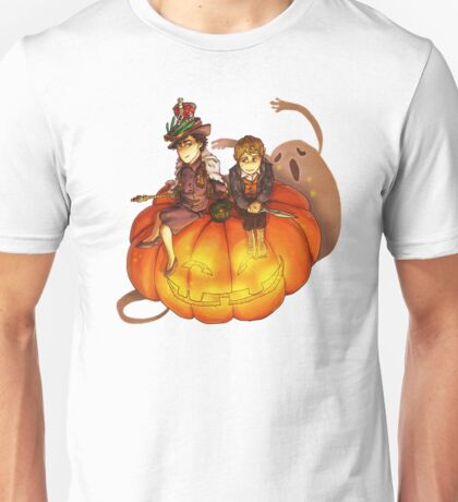 Sherlockian Hallowen Unisex T-Shirt