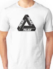 Palace Black Logo Clothing Unisex T-Shirt