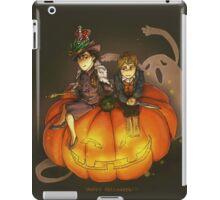 Sherlockian Hallowen iPad Case/Skin
