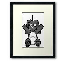 HBS Bunny 2 Framed Print