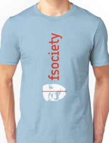 Mr. Robot - We Are The fsociety Unisex T-Shirt