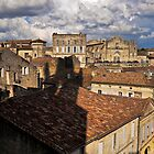 Saint-Emilion  France by James  Key
