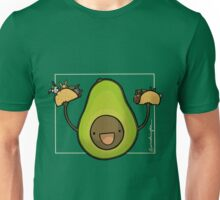 Avocado :: Carnivorous Foods Series Unisex T-Shirt