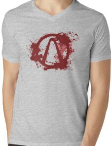 Borderlands Mens V-Neck T-Shirt