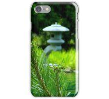 Japanese Garden View   ^ iPhone Case/Skin