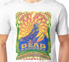 Dead & Company, Summer Tour 2016 Folsom Field Boulder Colorado Unisex T-Shirt