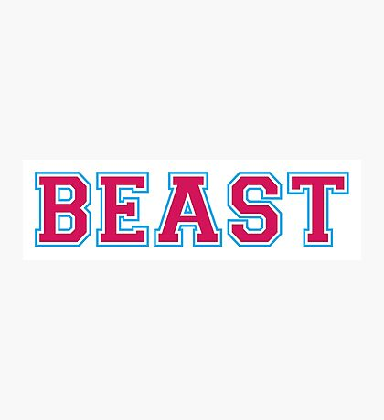 Beast [Rupaul's Drag Race] Photographic Print