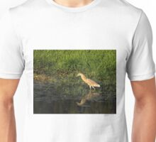 Squacco Heron on Lesvos Unisex T-Shirt