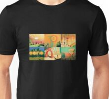 The Flaming Lips Collage Unisex T-Shirt