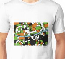 Dublin (Abstract) Unisex T-Shirt