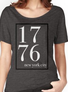 1776 Women's Relaxed Fit T-Shirt