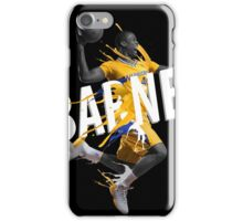 Barnes on the move iPhone Case/Skin