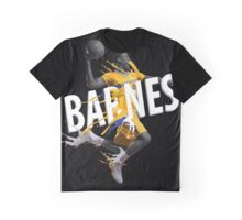 Barnes on the move Graphic T-Shirt