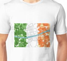 Dublin II (Abstract) Unisex T-Shirt