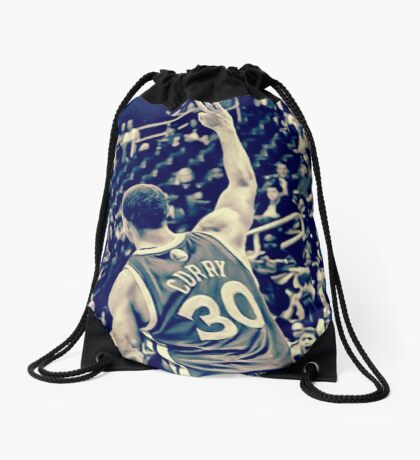 Cleverness and ability Drawstring Bag
