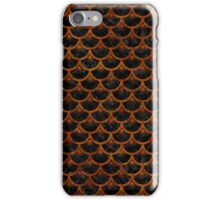 SCA3 BK-BR MARBLE iPhone Case/Skin