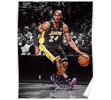 Better Days with kobe Poster