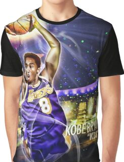 Young Kobe Graphic T-Shirt