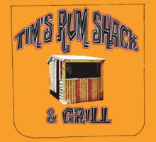 Rum Shack by Tim Topping