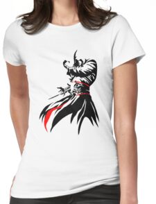 Assassins Creed The Red Womens Fitted T-Shirt