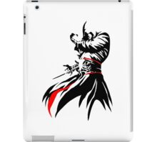 Assassins Creed The Red iPad Case/Skin