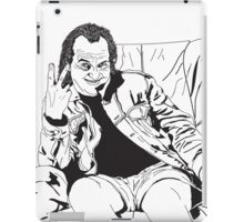 Life of Rik Mayall iPad Case/Skin