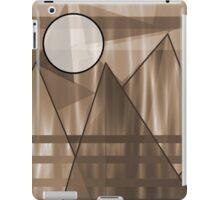 Sepia Landscape iPad Case/Skin