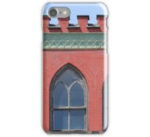 Citadel Building Port Huron iPhone Case/Skin
