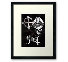 Ghost B.C. - Papa Emeritus II Framed Print