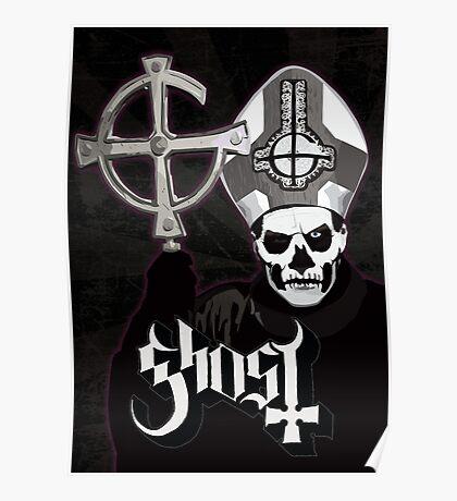 Ghost B.C. - Papa Emeritus II Poster