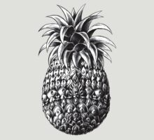 Ornate Pineapple T-Shirt