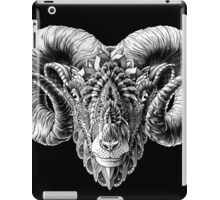 Ram Head iPad Case/Skin