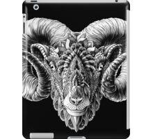 Ram Head iPad Case/Skin