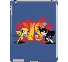 Kill powerpuff Bill iPad Case/Skin