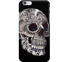 Ornate Skull iPhone Case/Skin