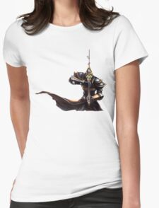 Master yi Womens Fitted T-Shirt