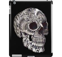 Ornate Skull iPad Case/Skin
