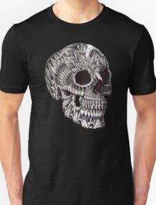 Ornate Skull Unisex T-Shirt