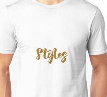 STYLES Unisex T-Shirt