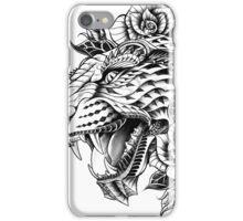 Ornate Leopard iPhone Case/Skin