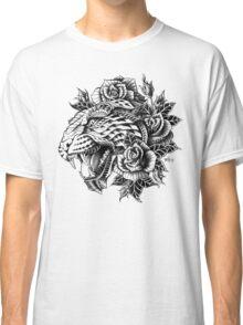 Ornate Leopard Classic T-Shirt