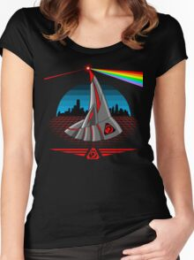 Dark Side of Nod Women's Fitted Scoop T-Shirt