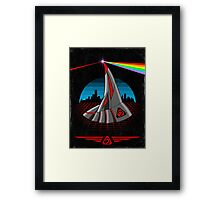 Dark Side of Nod Framed Print