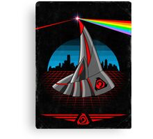Dark Side of Nod Canvas Print