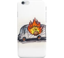 Meatballs of Fire iPhone Case/Skin