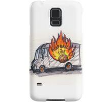 Meatballs of Fire Samsung Galaxy Case/Skin