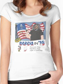 A Deadhead Election Women's Fitted Scoop T-Shirt