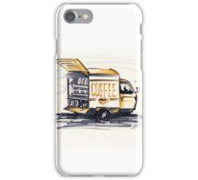 Coffee Cart 01 iPhone Case/Skin
